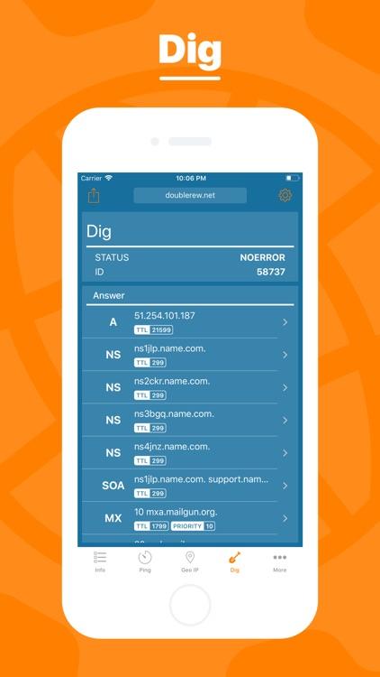 Network Utility screenshot-5