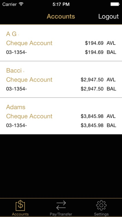 NBS Mobile Banking screenshot-1