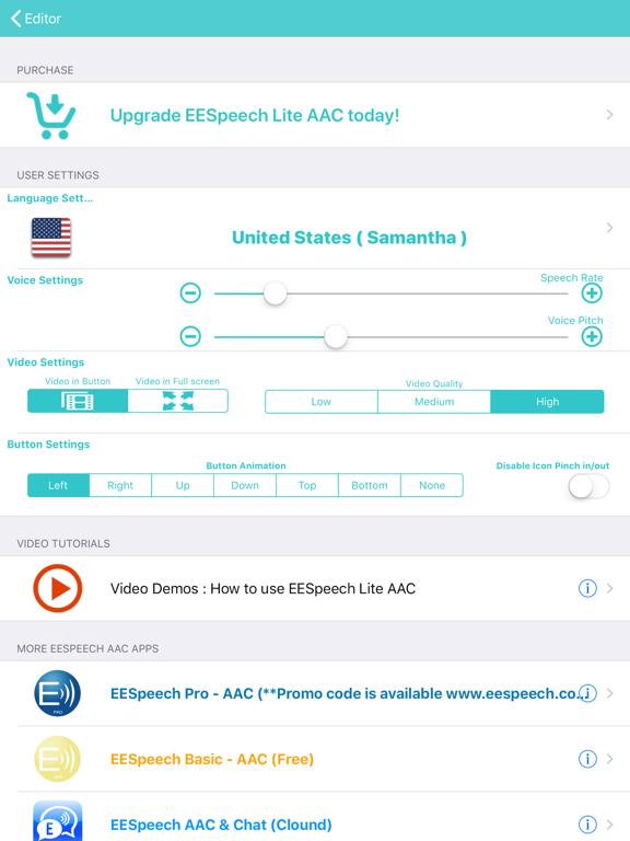 EESpeech Lite - AAC-ipad-4