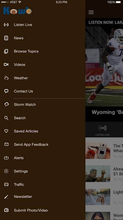 KOWB Radio screenshot-3