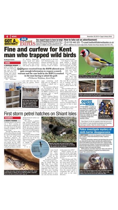 Cage Aviary Birds review screenshots