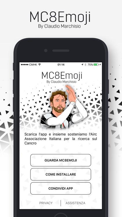 MC8Emoji by Claudio Marchisio