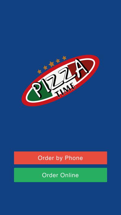 Pizza Time TS26 screenshot one