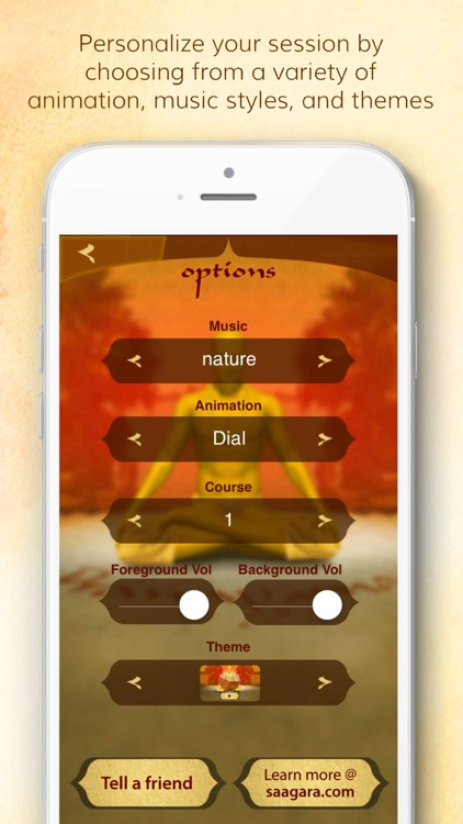 Health through Breath - Pranayama Lite screenshot-3