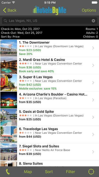 Cheap Hotels - HotelsByMe.com