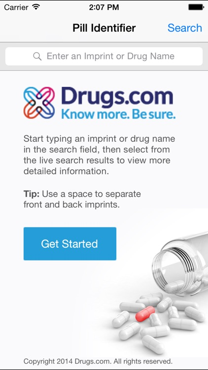 Pill Identifier by Drugs.com screenshot-3