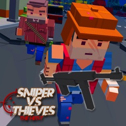 Snipers vs Thieves - The Heist
