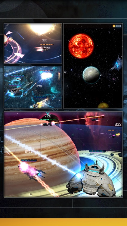 Galaxy Reavers screenshot-3