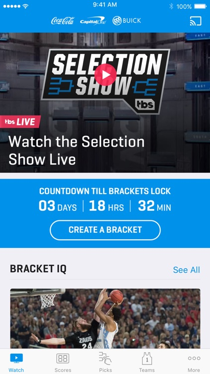 NCAA March Madness Live screenshot-5