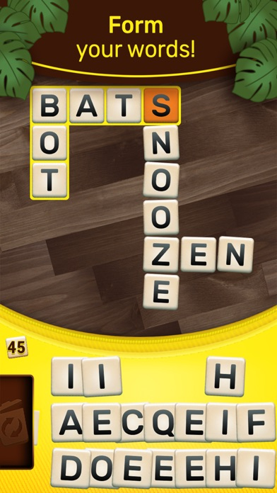 Bananagrams: The Official Game screenshot 1