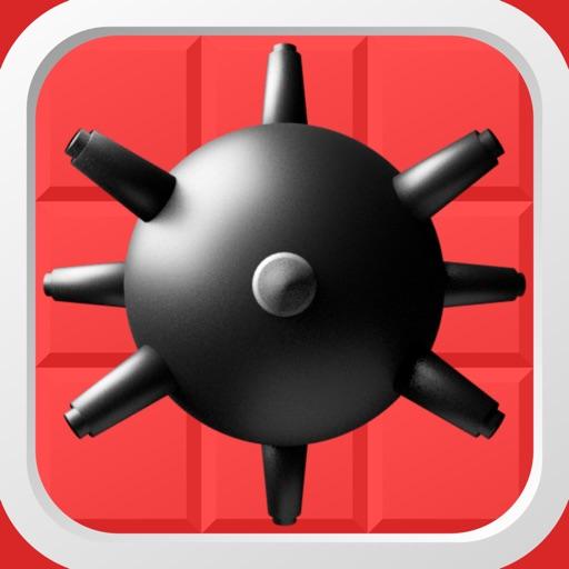Minesweeper P big classic game iOS App