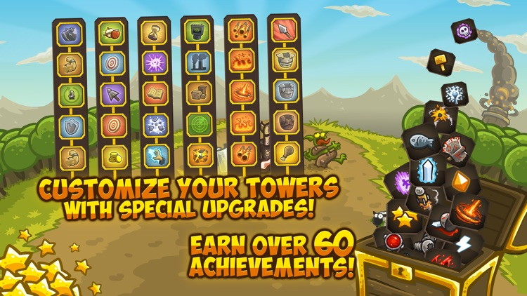 Kingdom Rush screenshot-4