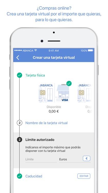 ABANCA - Mobile banking screenshot-6