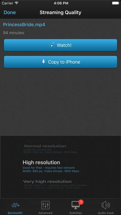 VLC Streamer screenshot-3