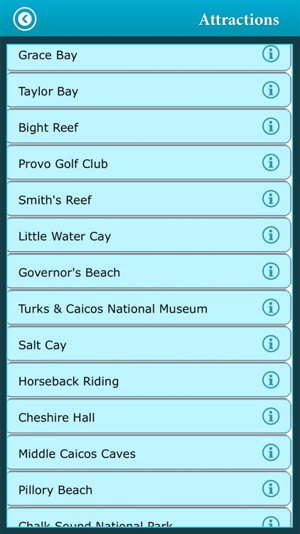 Turks & Casico Island Guide