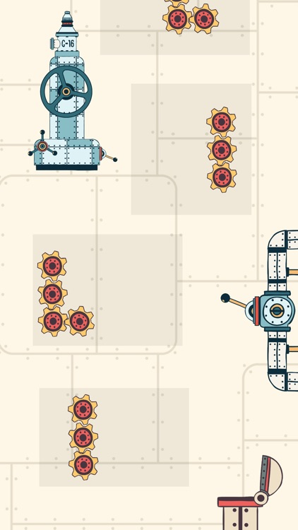 Steampunk Puzzle Physics Game screenshot-3