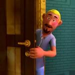 Next Scary Neighbor Home Door