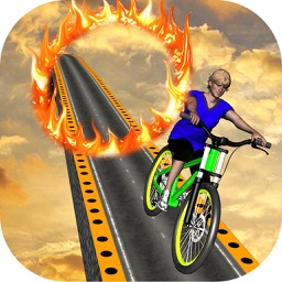 Impossible Mad Skills BMX Tracks : Dangerous Track