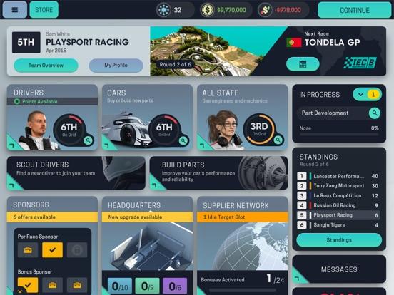 Motorsport Manager Mobile 3 screenshot 20