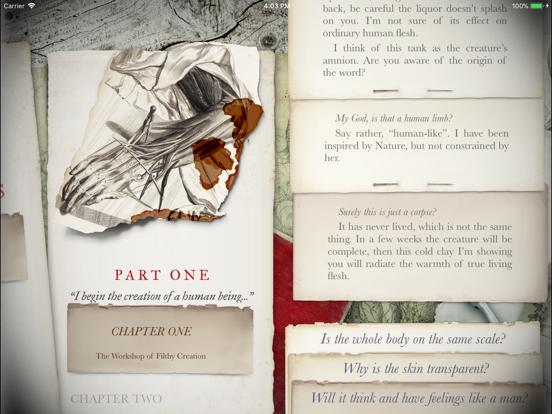 Frankenstein: Interactiveのおすすめ画像3