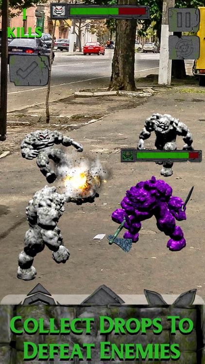 Golem Wrath