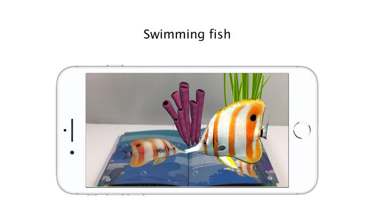Marine World AR Book screenshot-3