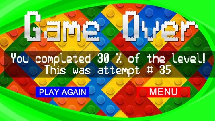 Bounce Blocks Challenge Game