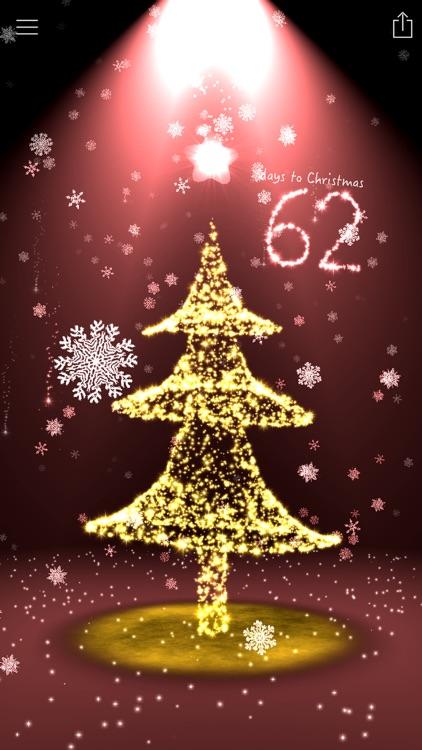 App Screenshots. Christmas Countdown 3D Tree ...