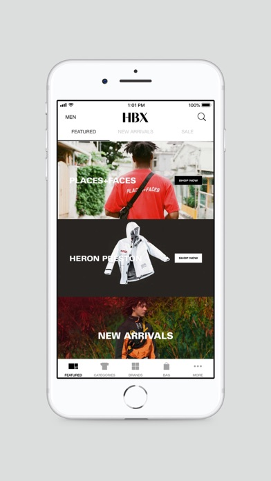 Download HBX | Globally Curated Fashion for Pc