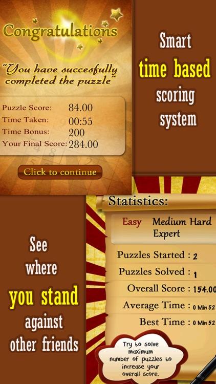Sudoku - The Classic Game screenshot-4