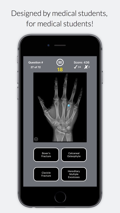Anatomist – Anatomy Quiz App for Medical Students screenshot-4