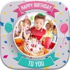 Happy Birthday Candle. icon