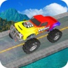 Crazy Monster Truck Drive - iPhoneアプリ