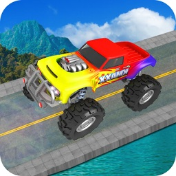 Crazy Monster Truck Drive