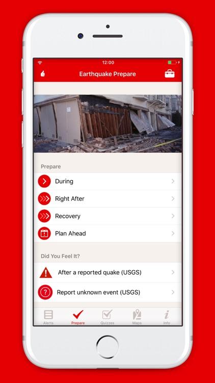 Earthquake by American Red Cross screenshot-3