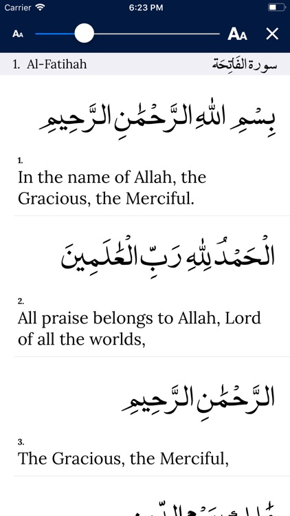 AlQuran - English