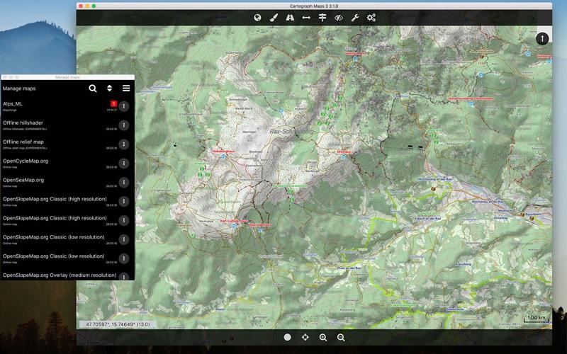 Cartograph Maps 2   App Price Drops