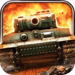 荒野戦車:鋼鉄の野望 - 3D戦争シュミレーションゲーム