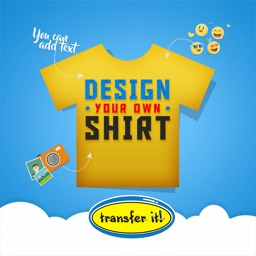 Transfer It - T-shirt Designer