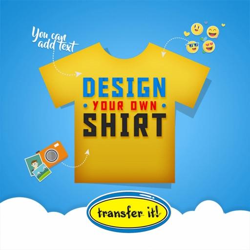Transfer It - T-shirt Designer