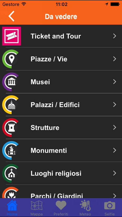 Screenshot of Parigi una guida utile3