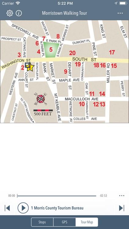 Morristown Walking Tour screenshot-4