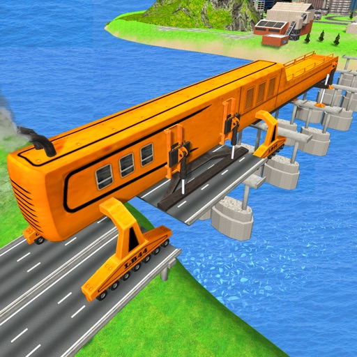 River Bridge Builder Construct