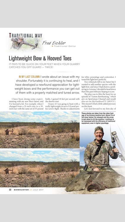 Bowhunter Magazine screenshot-4