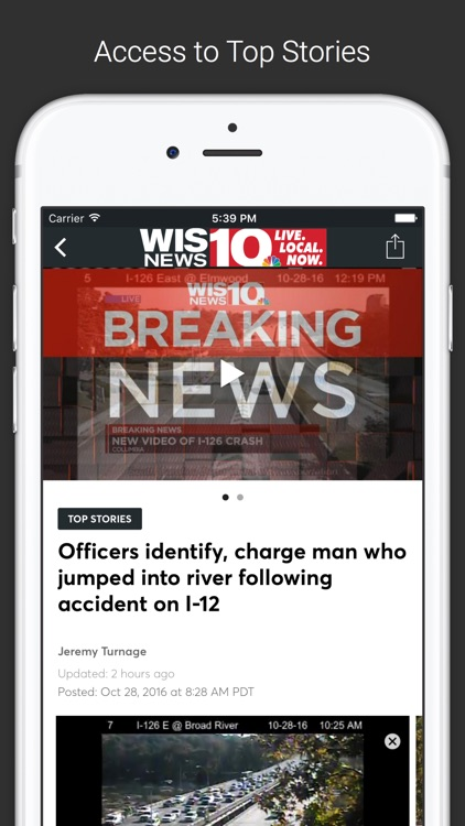 WIS News 10 screenshot-1