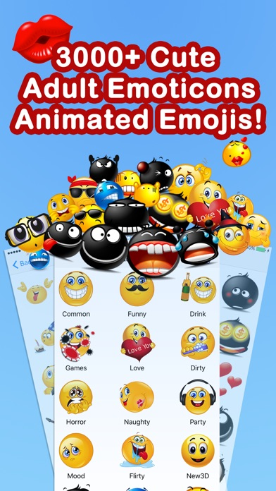 naughty animated emoticons