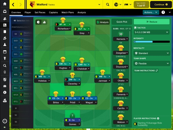 Football Manager Touch 2018 image #1