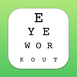 Eye Workout Apple Watch App
