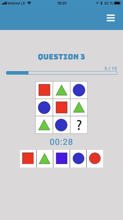 IQ TESTER screenshot-4
