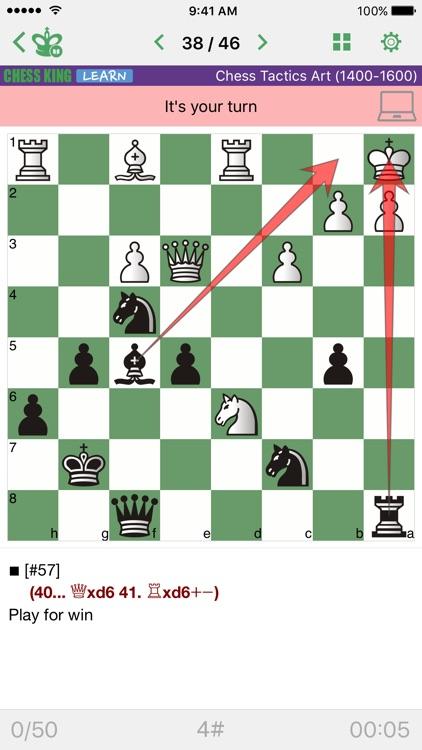 Chess Tactics Art (1400-1600)